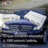 Navegación video androide del rectángulo del interfaz del GPS del coche para el Benz W212 Ntg4.5 de Mercedes