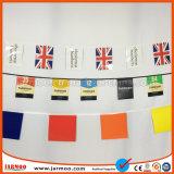 Hangende Vrije PE van het Ontwerp Bunting Vlaggen