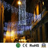 Licht van de Decoratie van LEIDENE Kerstmis van de Ijskegel het Lichte