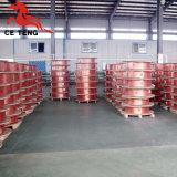 Pfannkuchen-Ring-Kupfer-Rohr für Abkühlung-und Luft-Zustand