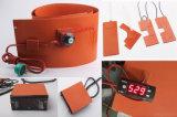 Cobertores de aquecimento industriais elétricos/calefator impermeável 12V da borracha silicone da almofada/folha