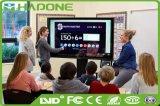 El fabricante profesional proporciona la '' alta pantalla táctil definida a 98