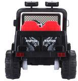 Kind-Baby-Fernsteuerungsfahrt auf Auto-Spielzeug