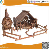 Kids를 위한 건류된 Wood Large Size Outdoor Children Building Blocks