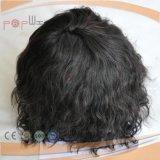 ブラジルの毛の多境界の人のToupee (PPG-l-01341)
