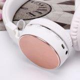 Fil/casque sans fil avec fantaisie pour la musique et le téléphone