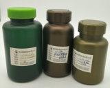 Бутылка HDPE MD-633 200ml круглая пластичная для капсулы