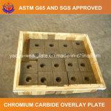 Alto piatto di usura del bicromato di potassio per l'acciaio di estrazione mineraria