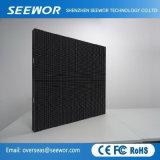 Taux de rafraîchissement élevé P10mm intérieur HD plein écran à affichage LED de couleur avec module de 320*160 mm