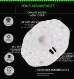 18W luz LED redondos /CIE/Módulo de fonte óptica