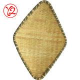 Usine de haute qualité Directl vente comme les repas de bambou Ware Placez la plaque