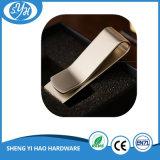 China-Lieferanten-populärer Entwurfs-Geld-Klipp-kundenspezifischer Befestigungsteil-Metallleerzeichen-Klipp