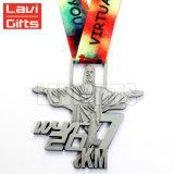 試供品の熱い販売のカスタム金属のクロス・カントリーのスポーツの金属メダル