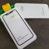 최신 제품! ! 0.33mm iPhone 8을%s 높은 명확한 반대로 찰상 9h 강화 유리 스크린 프로텍터 필름