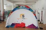 tente gonflable promotionnelle personnalisée de X-Gloo d'impression de la publicité extérieure de 5m*5m Chine