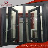Ventana de aluminio del marco del perfil/del marco del precio de fábrica con el metal barato