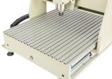 Mini macchina del tornio del piccolo di 4 assi router di CNC