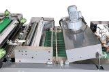 Vitesse automatique OPP, animal familier, machine de laminage de film de guichet de PVC avec le coupeur de Voler-Couteau (XJFMKC-120L)