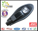 5 Jahre Garantie TUV-Cer RoHS SAA PFEILER 80W LED UL-Hotsale Straßenlaterne-, LED-Straßenlaterne, LED-Straßen-Licht
