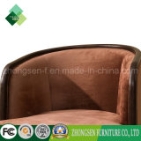型様式の丸背の椅子の販売のための単一のソファーの椅子