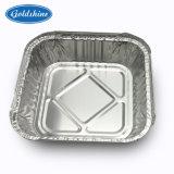 음식 급료 알루미늄 호일 쟁반