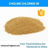 Cloruro 67-48-1 el 50% el 60% de la colina del grado de la alimentación