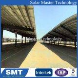 専門の太陽電池パネルの地上の取付金具
