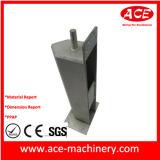 Messing CNC-maschinell bearbeitenteil des Flansches