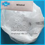 細い筋肉得るステロイドホルモンの未加工粉Winny Winstrol