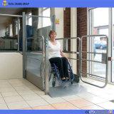 300kg hydraulique de levage pour fauteuil roulant désactivé