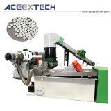 Frasco de HDPE resíduos materiais triturados máquina de Pelotização de plástico