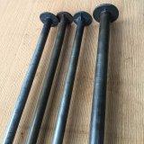 明白な材木のボルトまたはクレーンマットのボルトマット棒