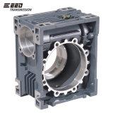 Caja de engranajes reductor de velocidad Nmrv aluminio