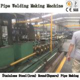Machine van het Lassen van de Pijp van het Ijzer van het Roestvrij staal van de hoge snelheid de Naadloze