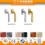 Alluminio del rivestimento di potere della Cina/alluminio/profilo di Aluminio personalizzati Weiye per la finestra di combinazione