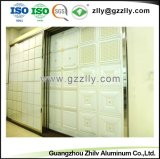 12 años de experiencia en forma decorativa Panel falso techo de aluminio