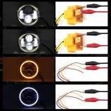 각 눈 빛 고품질 최고 밝은 Rtd LED 기관자전차 헤드라이트