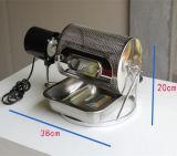 Mini brûleur de café de bonne des prix de ménage de café machine de torréfaction