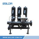 Оросительная система сбережения воды фильтр полива потека 3 дюймов