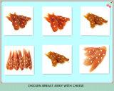 Snacks van de Hond van de Borst van de Kip van Petmate de Droge Schokkerige met Kaas