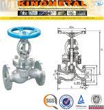 Prix de robinets d'arrêt sphériques de vapeur de l'acier du carbone A216 Wcb