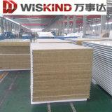 El panel de Rockwool del aislante termal del poliuretano para el panel de pared