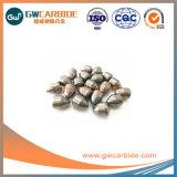 K036, Sq1019 carboneto cementado Bits de perfuração de rocha