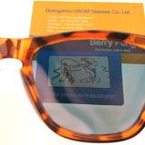 Venta caliente de gafas de plástico de alta calidad gran fábrica de China