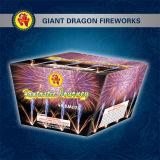 Fallende Kuchen-Feuerwerk-Kracher-Qualität der Winkel-49shots Gd7073