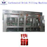 Новая конструкция автоматической 3-в-1 Газированные безалкогольные напитки Пэт заполнения машины