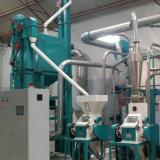 Controllo fine dello schermo di tocco del laminatoio del mais della farina 20t/24h di Meaize dei prodotti