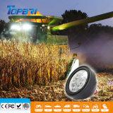 12V rundes CREE 18W LED fahrendes Licht für landwirtschaftliches