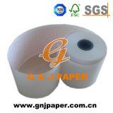 Papel termal médico del precio excelente en la impresión verde/roja de la red