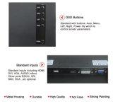 """Moniteur de l'affichage à cristaux liquides HDMI d'écran tactile du bâti ouvert 17 """" avec le port RS232 d'USB (MW-174MET)"""